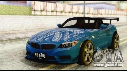 BMW Z4 sDrive28i 2012 pour GTA San Andreas