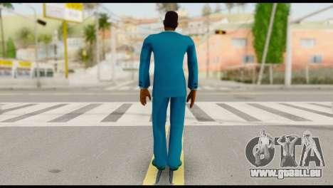 Lance Suit pour GTA San Andreas deuxième écran
