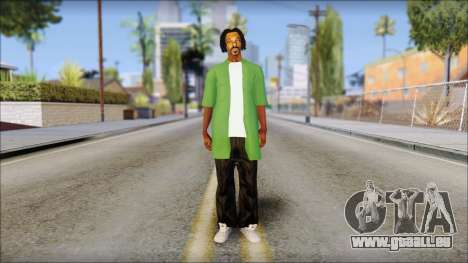 Snoop Dogg Mod für GTA San Andreas