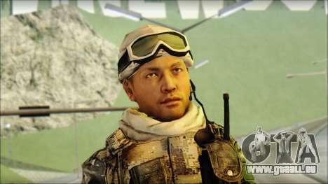 MP from PLA v1 pour GTA San Andreas troisième écran