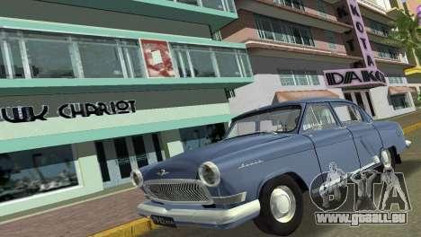 GAZ-21R Volga 1965 pour GTA Vice City