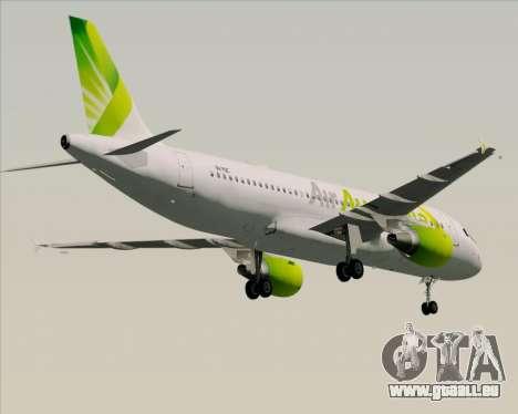 Airbus A320-200 Air Australia für GTA San Andreas Motor