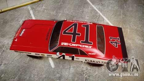 Dodge Challenger 1971 v2.2 PJ7 pour GTA 4 est un droit