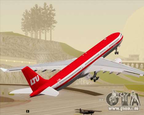 Airbus A330-300 LTU International für GTA San Andreas