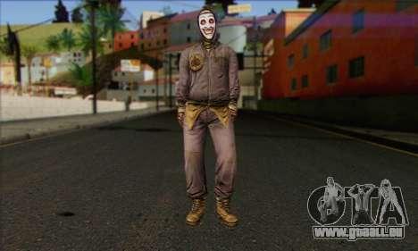 Gangster Joker (Ungerechtigkeit) für GTA San Andreas