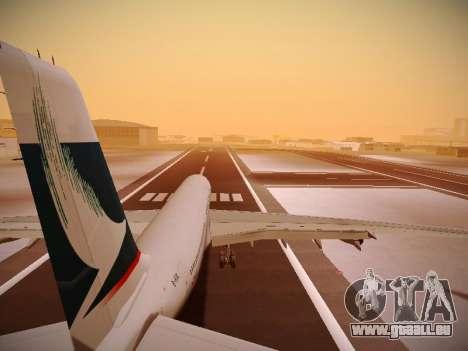 Airbus A340-300 Cathay Pacific für GTA San Andreas