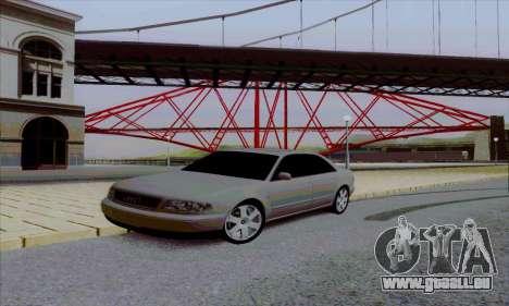 Audi A8 pour GTA San Andreas