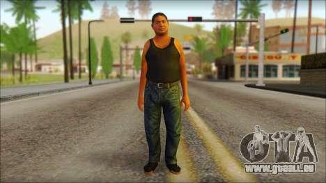 GTA 5 Ped 1 für GTA San Andreas