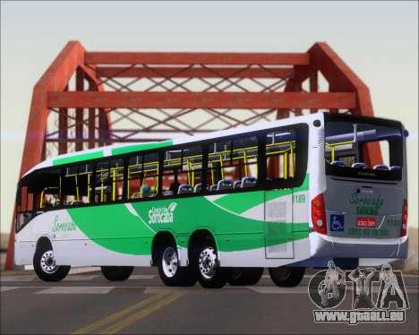 Comil Svelto BRT Scania K310IB 6x2 Sorocaba pour GTA San Andreas