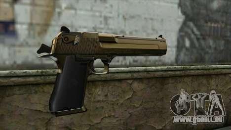 Graffiti Desert Eagle v2 pour GTA San Andreas deuxième écran
