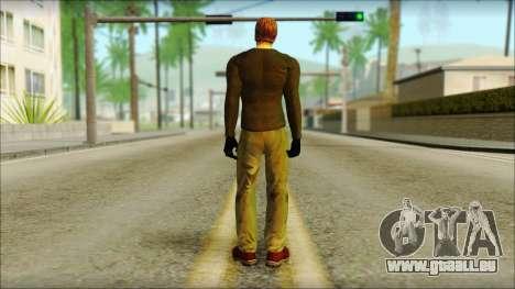 New Dexter für GTA San Andreas zweiten Screenshot