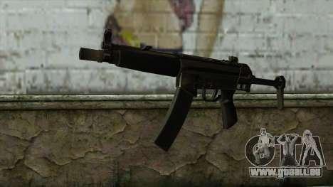 TheCrazyGamer MP5 für GTA San Andreas