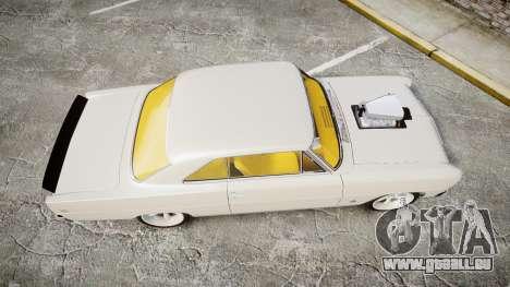 Chevrolet II Nova SS 1966 Custom [EPM] für GTA 4 rechte Ansicht
