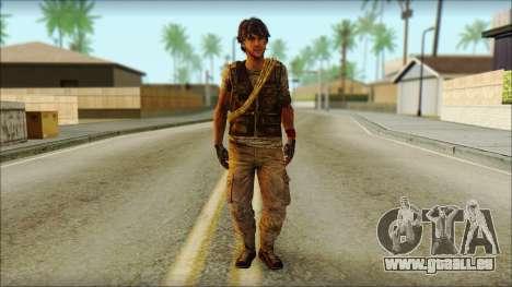 Adam (Je Suis Vivant) pour GTA San Andreas