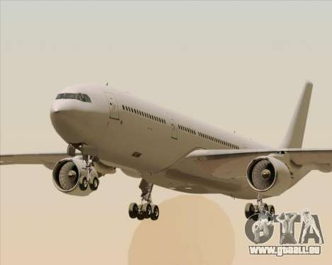 Airbus A330-300 Full White Livery pour GTA San Andreas