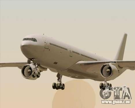 Airbus A330-300 Full White Livery für GTA San Andreas