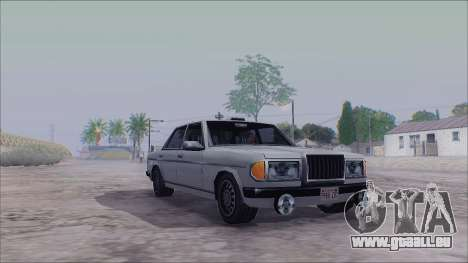 Admiral IVF 2.0.2 pour GTA San Andreas