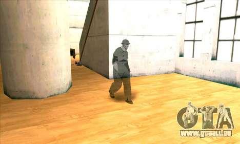 Le Fantôme De Big Smoke pour GTA San Andreas quatrième écran
