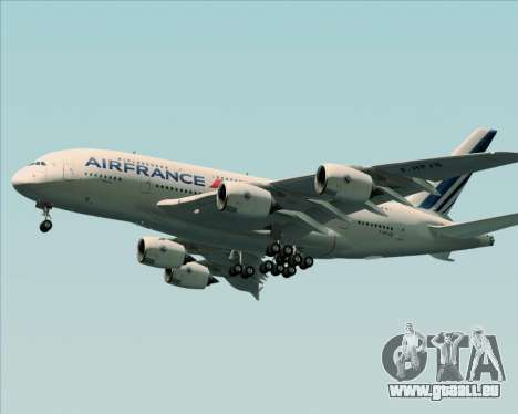 Airbus A380-861 Air France für GTA San Andreas
