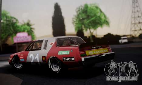 Buick Regal 1983 für GTA San Andreas linke Ansicht