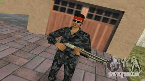 Camo Skin 12 pour le quatrième écran GTA Vice City