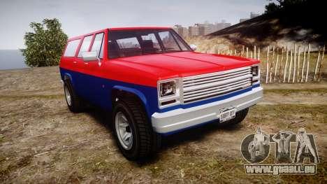 GTA V Declasse Rancher XL pour GTA 4