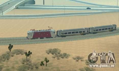 Le 3400Kw pour GTA San Andreas vue intérieure