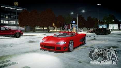 Entity XF für GTA 4 rechte Ansicht