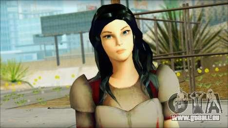 Lady Sif für GTA San Andreas dritten Screenshot