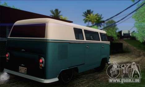 GTA V Surfer pour GTA San Andreas laissé vue