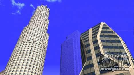 HD texture vier Wolkenkratzer in Los Santos für GTA San Andreas