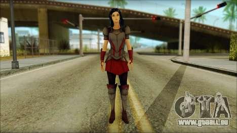 Lady Sif für GTA San Andreas