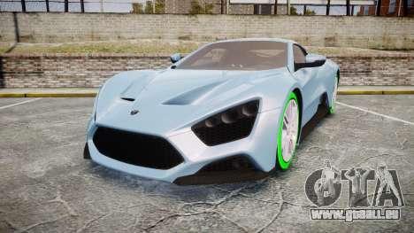 Zenvo ST1 2010 für GTA 4