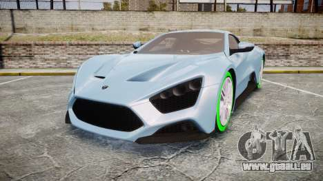 Zenvo ST1 2010 pour GTA 4