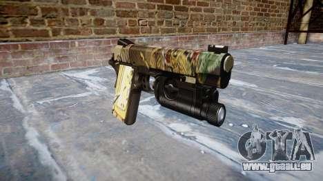 Gun Kimber 1911 Ronin für GTA 4