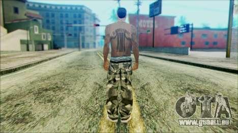 New Cesar pour GTA San Andreas deuxième écran