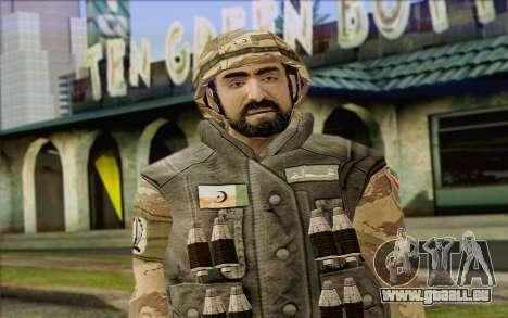 Soldaten MEK (Battlefield 2) Haut-6 für GTA San Andreas dritten Screenshot