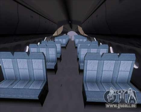 Boeing 747-830 Lufthansa - Fanhansa für GTA San Andreas Motor