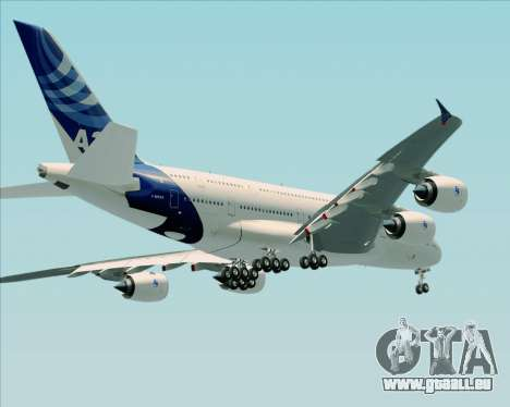 Airbus A380-861 pour GTA San Andreas