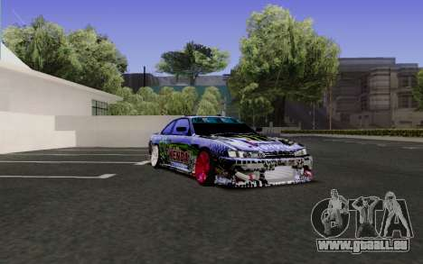 Nissan Silvia S14 Monster Energy pour GTA San Andreas