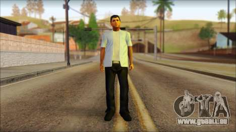 Michael from GTA 5 v4 pour GTA San Andreas
