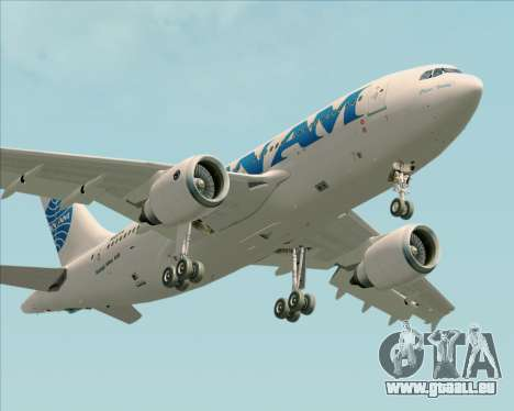Airbus A310-324 Pan American World Airways pour GTA San Andreas vue de côté