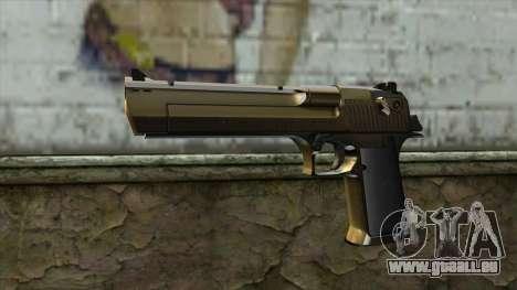 Graffiti Desert Eagle v2 pour GTA San Andreas