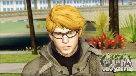 Alfred F. Jones pour GTA San Andreas troisième écran