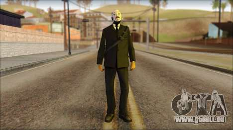 Rob v1 pour GTA San Andreas