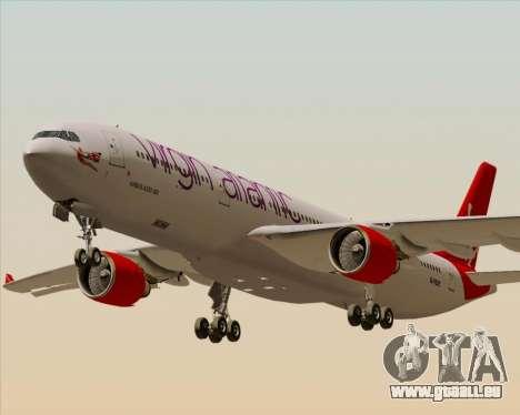 Airbus A330-300 Virgin Atlantic Airways pour GTA San Andreas