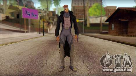 Gambit Deadpool The Game Cable pour GTA San Andreas