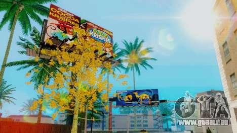 La Texture du skate Park et un hôpital de Los Sa pour GTA San Andreas quatrième écran