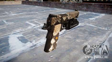 Pistolet Kimber 1911 Viper pour GTA 4 secondes d'écran