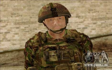 Britische Soldaten (ArmA II: BAF) v1 für GTA San Andreas dritten Screenshot